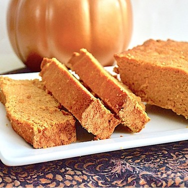 Pumpkin Bourbon Loaf Recipe | SideChef