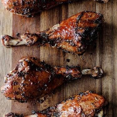 Herb Roasted Turkey Legs Recipe   SideChef