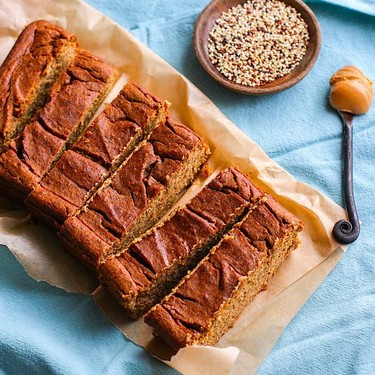 Gluten-Free Quinoa Banana Bread Recipe | SideChef