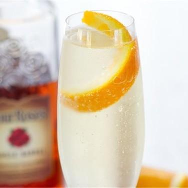 Sparkling Orange Bourbon Cocktail Recipe   SideChef
