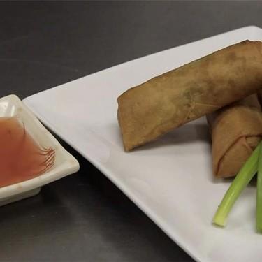 Shrimp and Pork Spring Rolls Recipe | SideChef