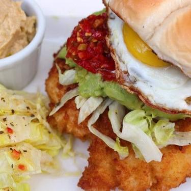 Breaded Chicken Sandwich Recipe   SideChef