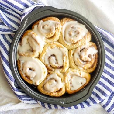 Vegan Cinnamon Rolls Recipe   SideChef
