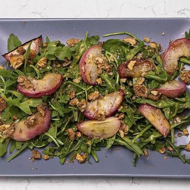 Grilled Peach Salad Recipe | SideChef