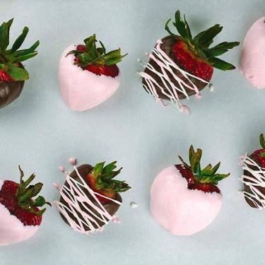 Chocolate Covered Strawberries Recipe   SideChef
