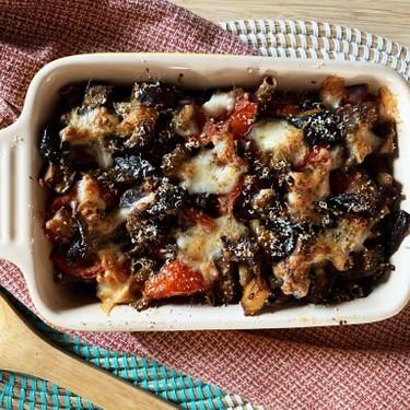 Vegan Pasta Casserole Recipe   SideChef