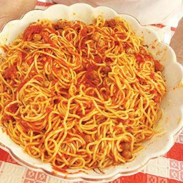 Spaghetti Meatballs Recipe | SideChef