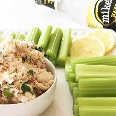 Spiked Lemon Pepper Chicken Salad Recipe | SideChef