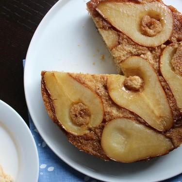 Pear and Hazelnut Cake Recipe | SideChef