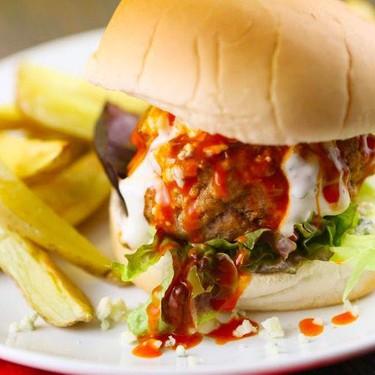 Buffalo Ranch Turkey Burgers Recipe | SideChef