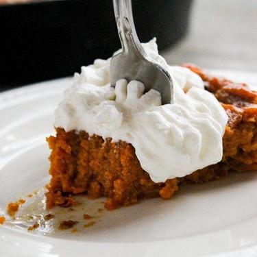 Sweet Potato Pie with Sweet Potato Crust Recipe | SideChef