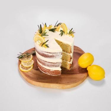 Lemon and Rosemary Birthday Cake Recipe   SideChef