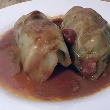 Easy Harvest Stuffed Cabbage Rolls Recipe | SideChef
