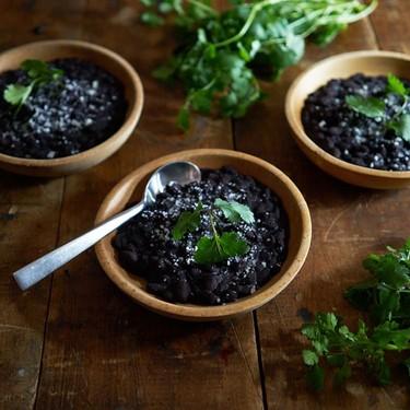 Mexican Black Beans (Frijoles de la Olla) Recipe | SideChef