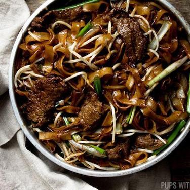 Beef Chow Fun (Beef Ho Fun) Recipe | SideChef