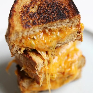 Gochujang Grilled Cheese Recipe | SideChef