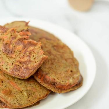 Healthy Carrot Cake Pancakes Recipe | SideChef