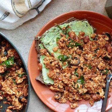 Mexican Style Tofu Scramble Recipe   SideChef