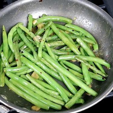 Simple Garlic Green Beans Recipe   SideChef