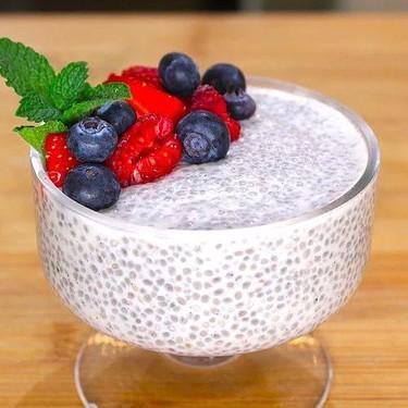 Chia Seed Pudding Recipe   SideChef