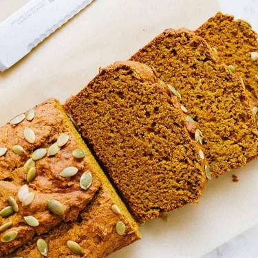Classic Pumpkin Bread (Vegan) Recipe | SideChef