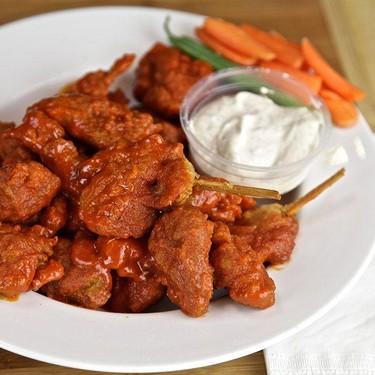 Vegan Buffalo Hot Wings Recipe   SideChef