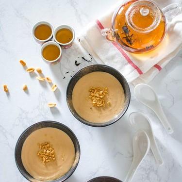 Chinese Peanut Cream Dessert (Fat Sang Wu) Recipe   SideChef