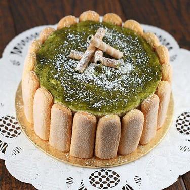 Matcha Green Tea Tiramisu Recipe   SideChef