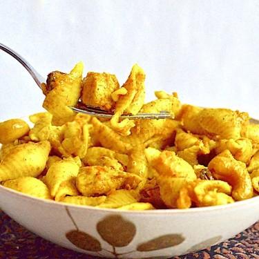 Moroccan Chicken Pasta Recipe | SideChef