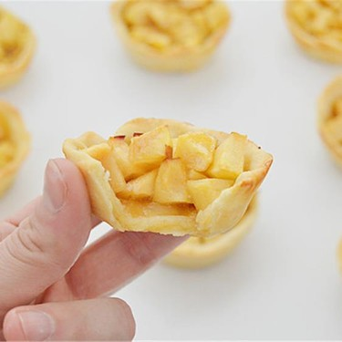 Caramel Apple Pie Bites Recipe   SideChef