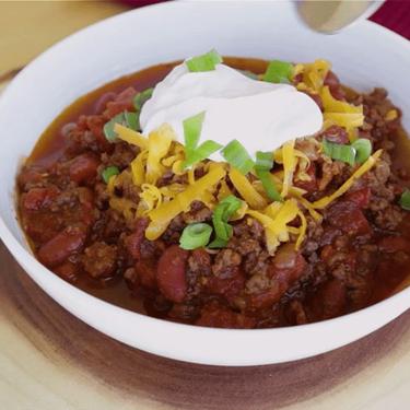 Classic Beef Chili Recipe | SideChef