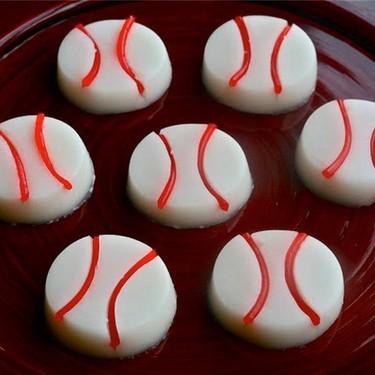 Baseball Jello Shots Recipe | SideChef