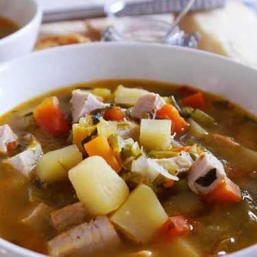 Gluten Free Minestrone Soup Recipe | SideChef