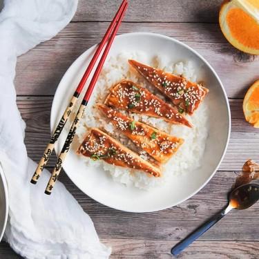 Sticky Orange Tofu Recipe   SideChef