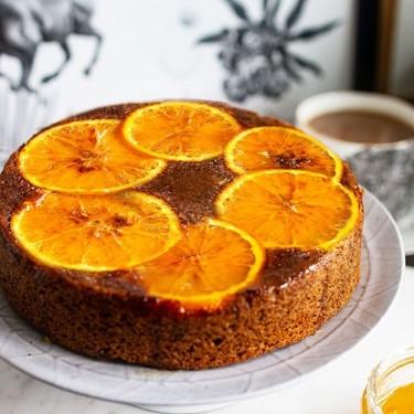 Moist Orange Cake Recipe   SideChef