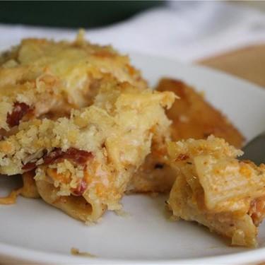 Bacon Butternut Mac & Cheese Recipe | SideChef