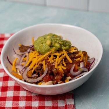 Mexican Cauliflower Taco Bowls Recipe   SideChef