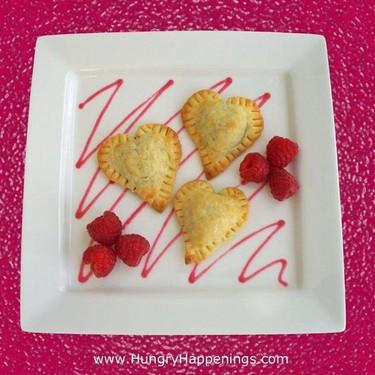 Chocolate Ravioli Hearts Recipe | SideChef