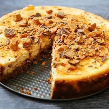 Butterfinger Cheesecake Recipe   SideChef