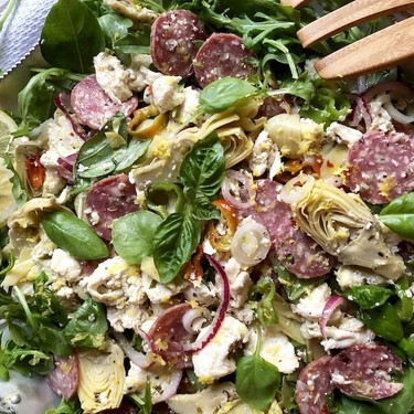 'Make It Your Way' Antipasto Salad Recipe   SideChef