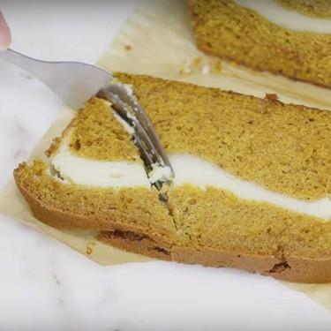 Pumpkin Cream Cheese Bread Recipe | SideChef