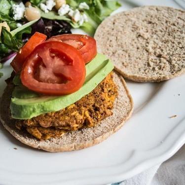 Butternut Squash Veggie Burgers Recipe | SideChef