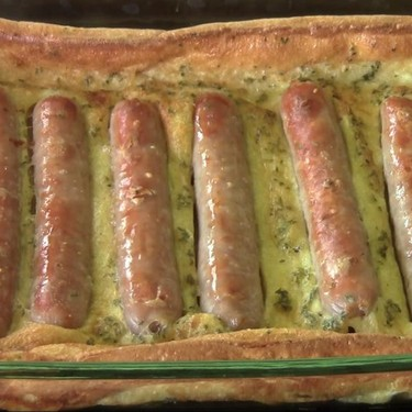 Toad in the Hole Recipe | SideChef