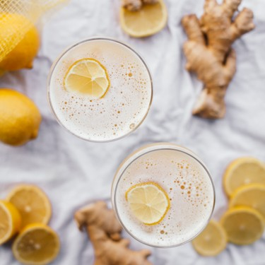Ginger Whiskey Sour Recipe   SideChef