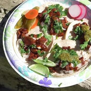 Mission-Style Tacos Recipe | SideChef
