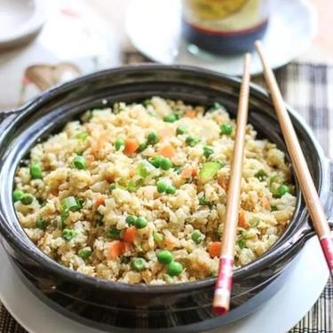 Cauliflower Fried Rice Recipe | SideChef