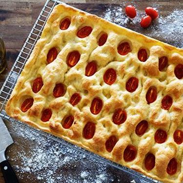 Italian Focaccia Bread Recipe   SideChef
