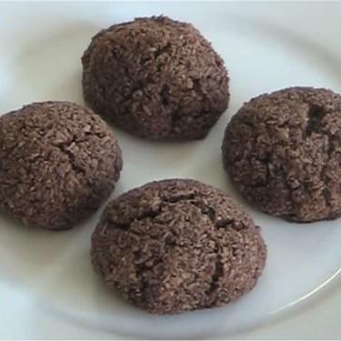 Chocolate Coconut Macaroons Recipe | SideChef
