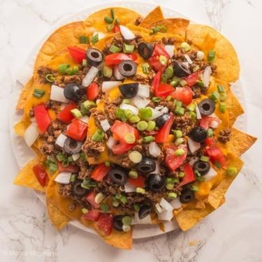 Vegan Nachos Recipe   SideChef