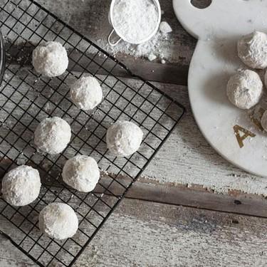 Vegan Snowball Cookies Recipe | SideChef